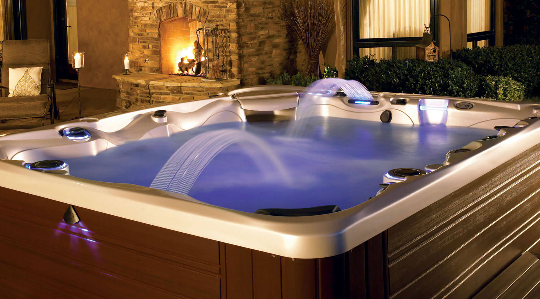 6 person hot tub geneva caldera spas scotland