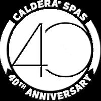 Caldera Spa's 40th Anniversary