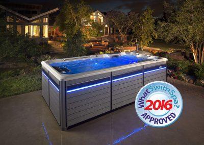 SwimSpa E500