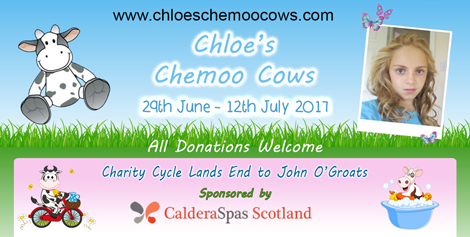 Chloes Charity Cycle