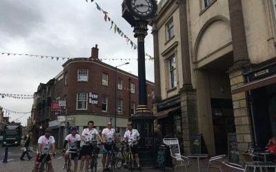 Chloes Charity Cycle More Info Click Picture For Day 5 Update – 3nd July 2017 9am