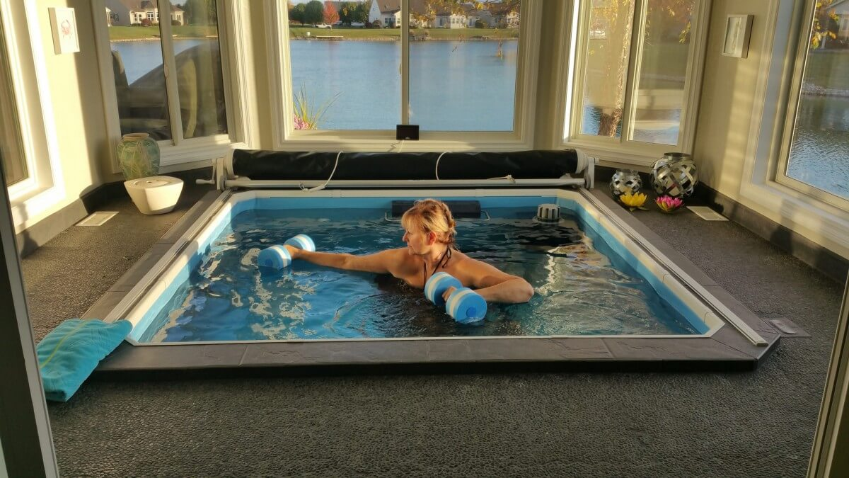 Endless pools swim spa modular waterwell glasgow - Cheap hotels in aberdeen with swimming pool ...